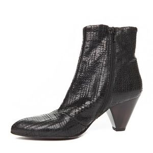 Free People Aspect Kitten Heel Boot